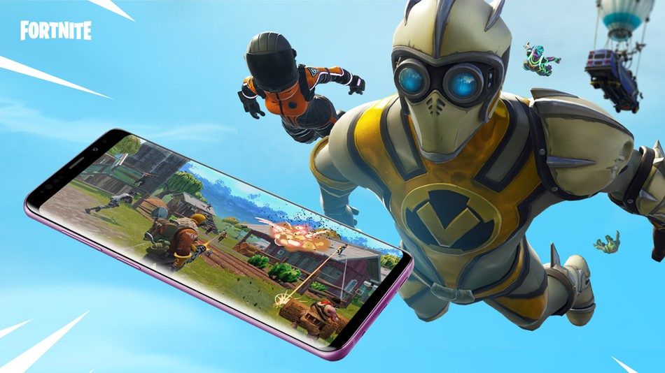 FORTNITE: Battle Royale for Mobile Device Security